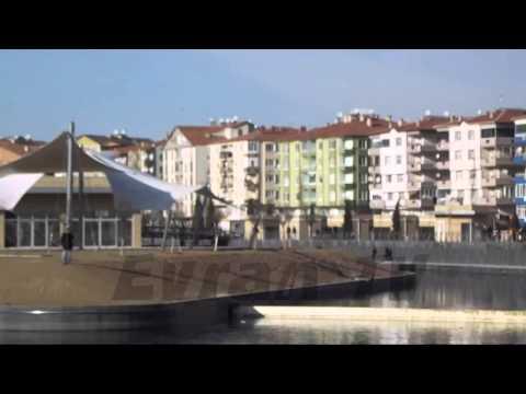 Kırşehir Kent Parkı (Kırşehir'in Çılgın Projesi) görüntüntüleri