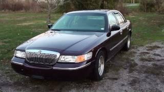 2000 Mercury Grand Marquis GS 4.6 V8 55xxx Miles videos