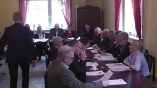 Dnia 9 lutego w Ośrodku Kultury, Sportu i Turystyki we Wleniu odbyło się XXVII posiedzenie Rady Miasta i