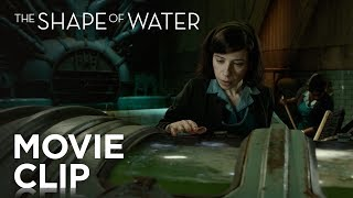 THE SHAPE OF WATER I