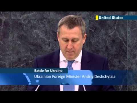 UNGO passes resolution on illegal Crimea invasion