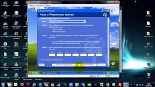 Como Validar O Windows XP Pirata Para Original
