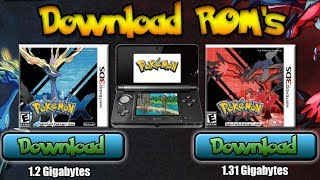 Game | Pokemon X And Y Down | Pokemon X And Y Down