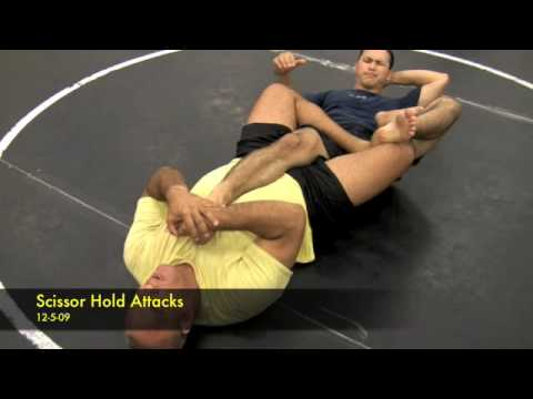 Scissor Hold Attacks