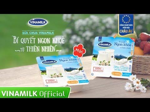 Quảng cáo Sữa chua Vinamilk cho bé ăn ngon - Nguồn dưỡng chất thiên nhiên cho gia đình
