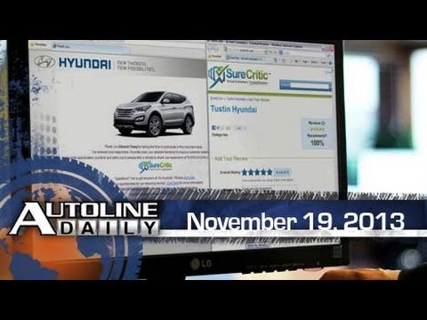 New Way to Rate Hyundai Dealer Experience - Autoline Daily 1261