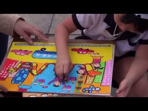 Hội thi vẽ tranh thiếu nhi 2014: Đà Nẵng - Thành phố Em yêu