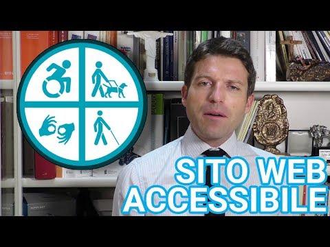 Un sito web accessibile a tutti: cosa non deve mancare?