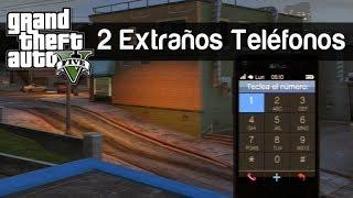 GTA V : 2 Teléfonos Extraños (mini Easter-egg)