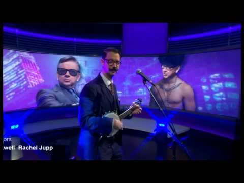 Gove's favourite rapper plays out Newsnight