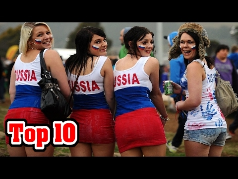 Top 10: Interesting Facts About Mother Russia