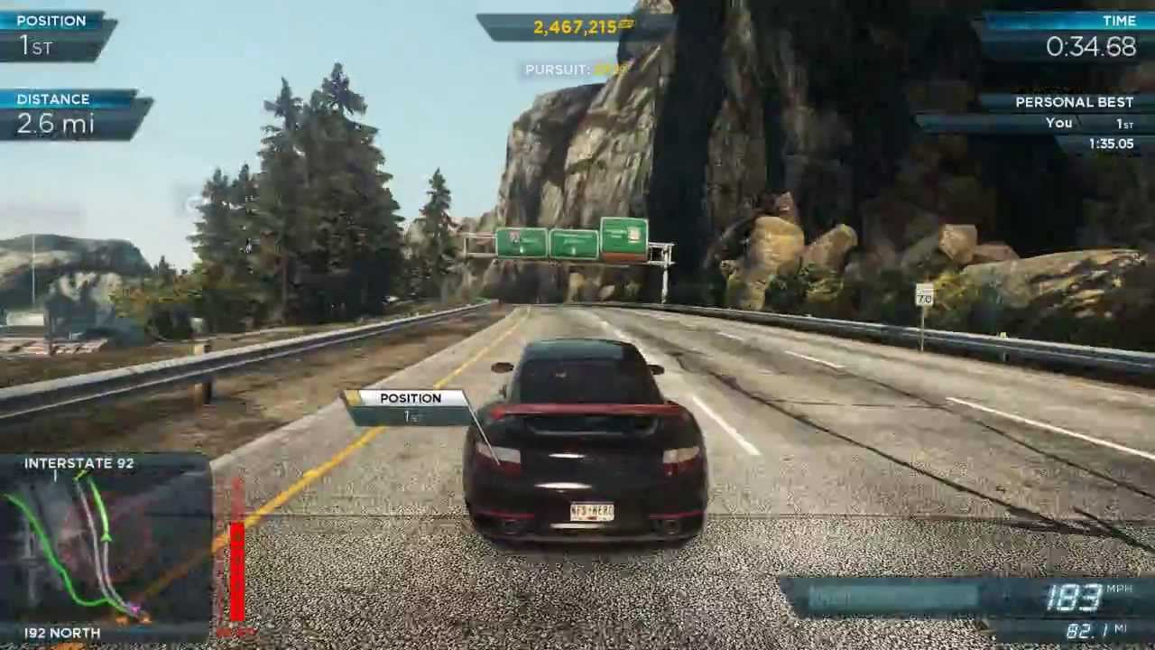 need for speed most wanted 2012 all porsche 911 gt2 events with full pro mods heroes pack dlc. Black Bedroom Furniture Sets. Home Design Ideas