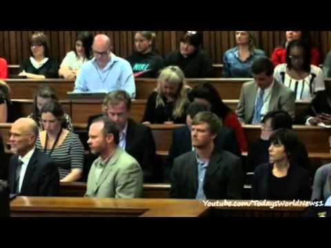Oscar Pistorius 'broken' after Reeva Steenkamp shooting