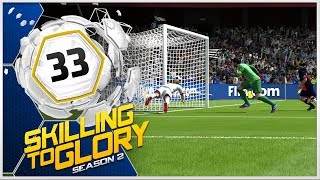 FIFA 14 - Skilling to Glory S2 ''A lot of Rebound Goals'' Episode 33