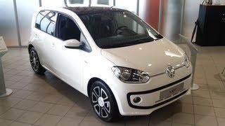 Volkswagen Up 2014 In Depth Review Interior Exterior