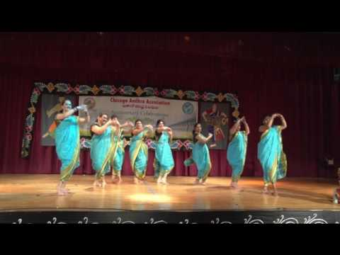 CAA - First Anniversary  - Mar 18th 2017 - Item-32  - Sakhi Adults Dance