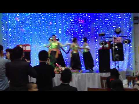 Non nước hữu tình - nhóm múa Nét Việt