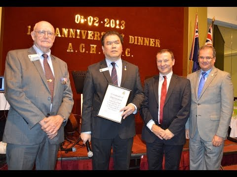2013-02-01 First Anniversary of Australian Chinese War Memorial Project at Sunnybank RSL