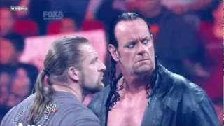 WWE Wrestlemania 27 The Undertaker Vs. Triple H Promo (HQ