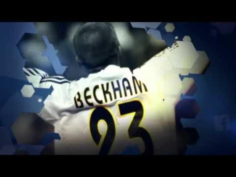 Facebook Digital Stadium with David Beckham