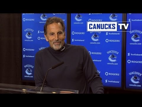 John Tortorella (September 27, 2013)