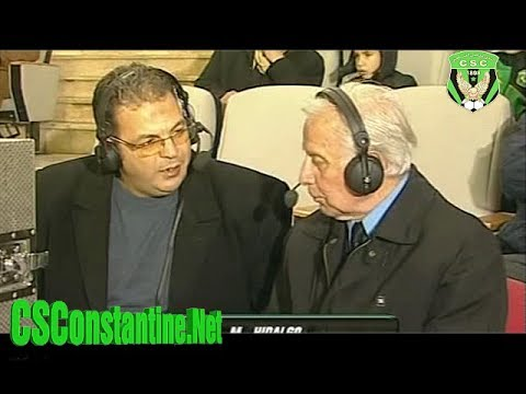 Michel Hidalgo au micro de Ismail Belkaidia (Canal Algérie)