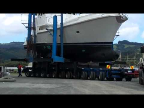 Oceania Marine Shipyard -Yacht Transport