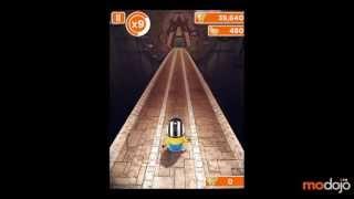 Soluce Moi, Moche et Méchant : Minion Rush sur iPhone et Android, niveau 6