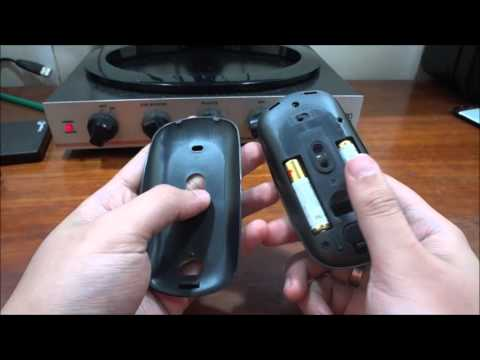 Teste: Mouse Leadership Touch Wireless 0986