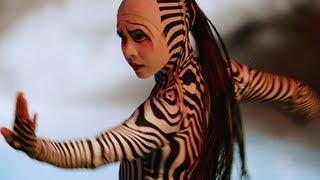 Cirque Du Soleil Trailer 2012 Movie Worlds Away 3D