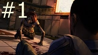 The Walking Dead: The Game Episode 1: A New Day Part 1