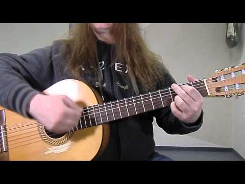 Sag mir wo die Blumen sind - Joan Baez / Akkorde (Gitarrenunterricht