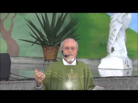 Homilia Padre José Sometti 25.10.2015