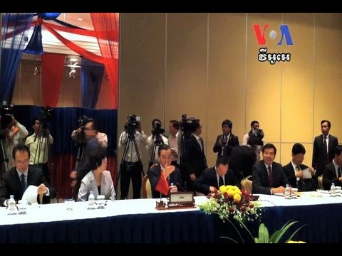 China Urges Rapid Formation of New Cambodian Government