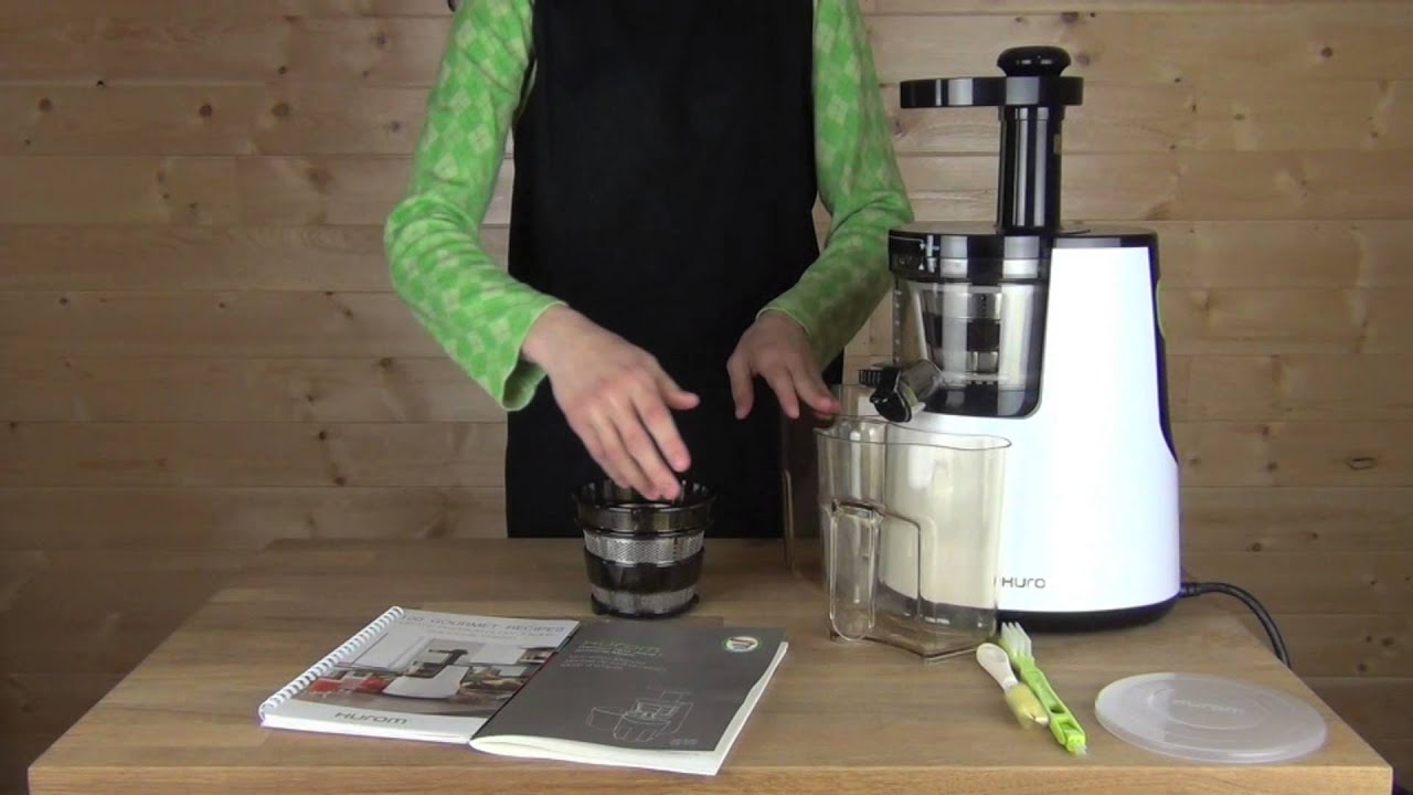 Hurom Hh Series Premium Slow Juicer And Smoothie Maker : maxresdefault.jpg