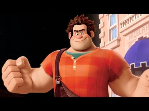 Wreck-It Ralph - Deleted Scene