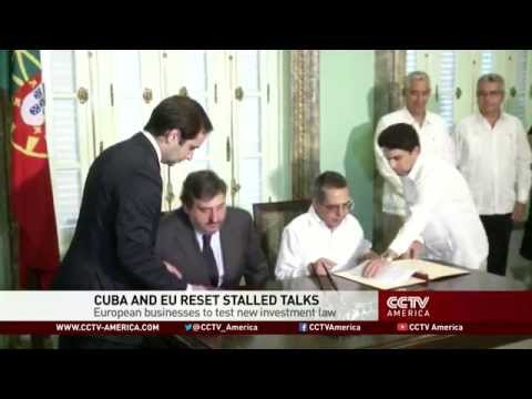 Cuba, EU Talks Aim to Reset Stalled Relations