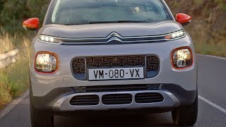 Citroën C3 Aircross (2017) Ready to fight Renault Captur [YOUCAR]. YouCar Car Reviews.