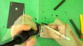 Huawei Ascend P6 LCD Repair
