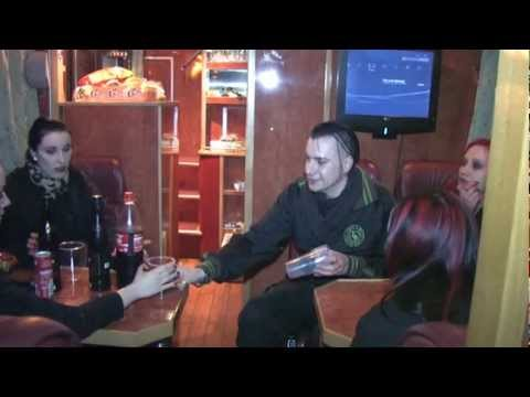 Blutengel nach der Show [Trnenherz] (Blutengel after the show) [HD] 2011