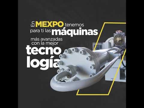 La mejor tecnología   Mexpo