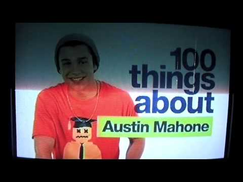 100 facts about austin mahone