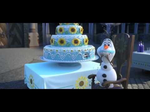 Frozen Fever Trailer - Phim ngắn Nữ hoàng băng giá
