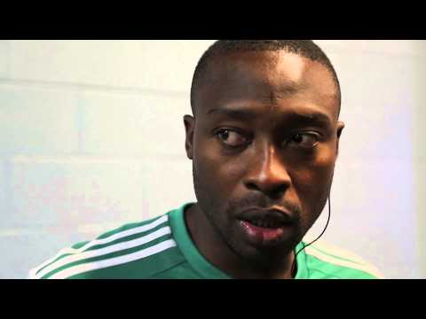 Exclusive Interview with Shola Ameobi