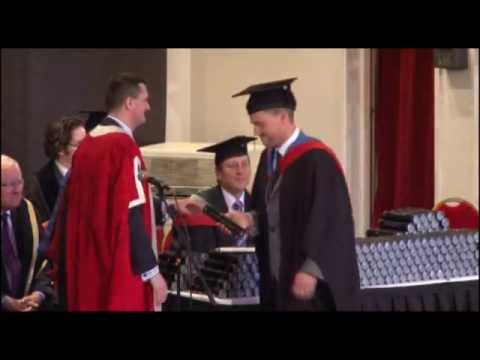 B&FC Graduation Ceremony Footage from the Winter Gardens Empress Ballroom on Thursday 4th July 2013.