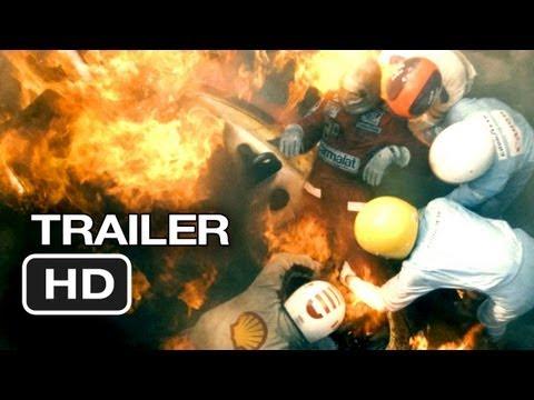 Rush Official Trailer #2 (2013) - Chris Hemsworth, Ron Howard Racing Movie HD