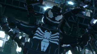 LEGO Marvel Super Heroes (PS4) Venom Boss Fight