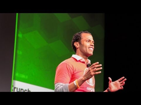 Send Money Via SMS With 'Regalii' | Disrupt SF 2013 Battlefield