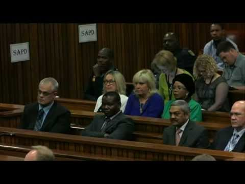 Oscar Pistorius Trial: Thursday 8 May 2014, Session 1