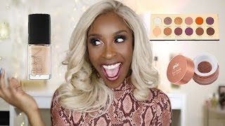 2016 Beauty Favorites Tutorial! + La Bronze RESTOCK! | Jackie Aina